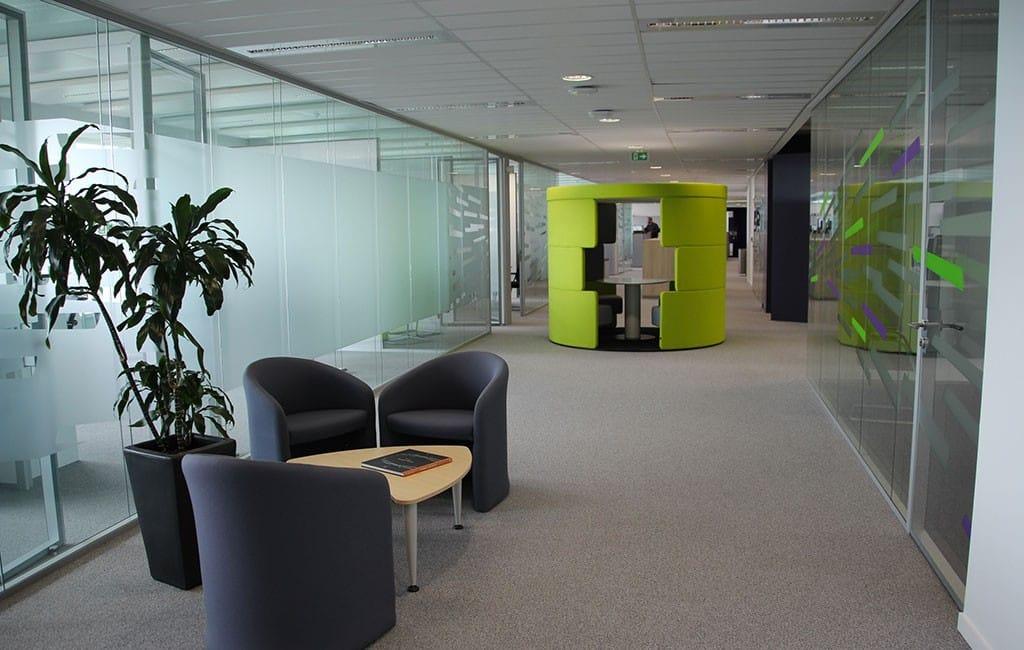 Design d'intérieur de bureaux : les grandes tendances 2016