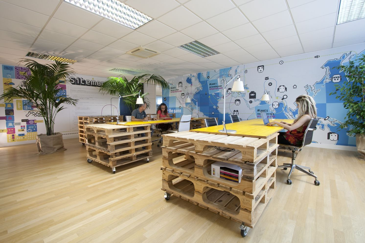 Des tendances de bureau pour vous faire aimer votre travail