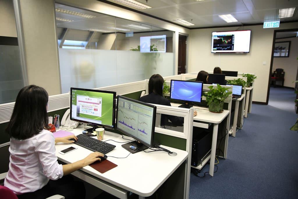 Le design de bureaux pour augmenter la productivité
