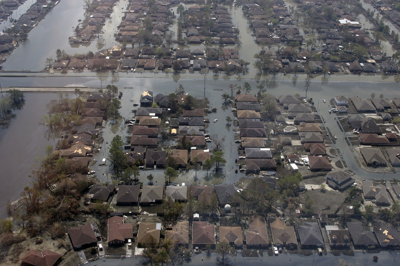 La signalétique et les catastrophes naturelles